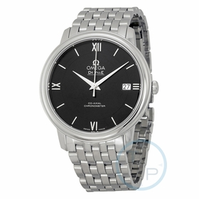 Omega 424.10.37.20.01.001 De Ville Prestige Mens Automatic Watch
