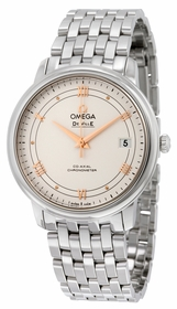 Omega 424.10.37.20.02.002 De Ville Prestige Mens Automatic Watch