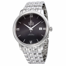 Omega 424.10.40.20.01.001 De Ville Prestige Mens Automatic Watch