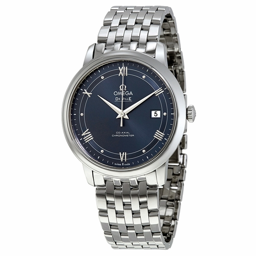 Omega 424.10.40.20.03.002 De Ville Prestige Mens Automatic Watch