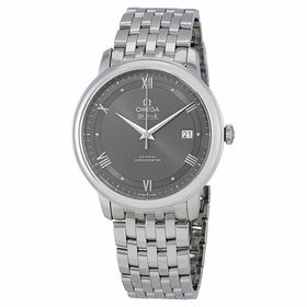 Omega 424.10.40.20.06.001 De Ville Prestige Co-Axial Mens Automatic Watch