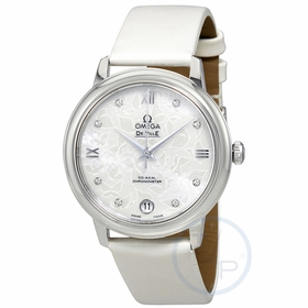 Omega 424.12.33.20.55.001 De Ville Prestige Ladies Automatic Watch