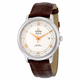 Omega 424.13.40.20.02.002 De Ville Prestige Mens Automatic Watch