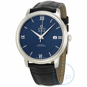 Omega 424.13.40.20.03.001 De Ville Prestige Mens Automatic Watch