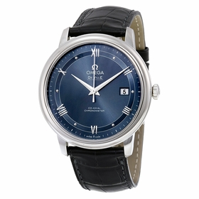Omega 424.13.40.20.03.002 De Ville Prestige Mens Automatic Watch