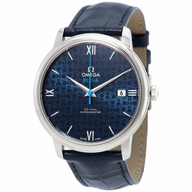 Omega 424.13.40.20.03.003 De Ville Mens Automatic Watch