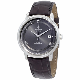 Omega 424.13.40.20.06.001 De Ville Mens Automatic Watch