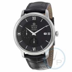 Omega 424.13.40.21.01.001 De Ville Prestige Mens Automatic Watch
