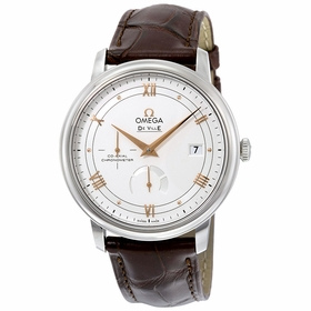 Omega 424.13.40.21.02.002 De Ville Prestige Mens Automatic Watch
