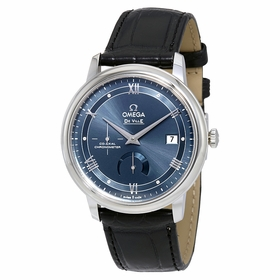 Omega 424.13.40.21.03.002 De Ville Prestige Mens Automatic Watch