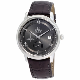 Omega 424.13.40.21.06.001 De Ville Mens Automatic Watch