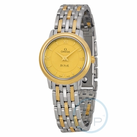 Omega 424.20.24.60.08.001 De Ville Prestige Ladies Quartz Watch