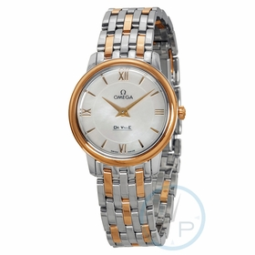 Omega 424.20.27.60.05.002 De Ville Prestige Ladies Quartz Watch