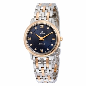 Omega 424.20.27.60.53.001 De Ville Ladies Quartz Watch
