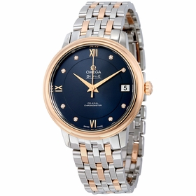 Omega 424.20.33.20.53.001 De Ville Prestige Ladies Automatic Watch