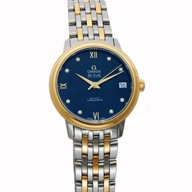Omega 424.20.33.20.53.002 De Ville Prestige Ladies Automatic Watch