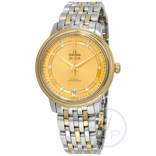 Omega 424.20.33.20.58.002 De Ville Ladies Automatic Watch