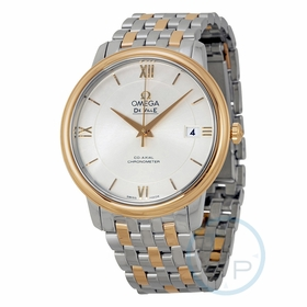 Omega 424.20.37.20.02.002 De Ville Prestige Co-Axial Mens Automatic Watch