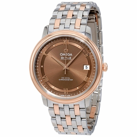 Omega 424.20.37.20.13.001 De Ville Unisex Automatic Watch