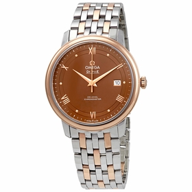 Omega 424.20.40.20.13.001 De Ville Prestige Mens Automatic Watch