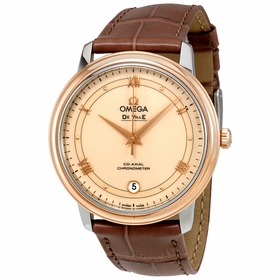 Omega 424.23.37.20.09.001 De Ville Mens Automatic Watch