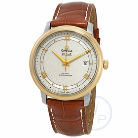 Omega 424.23.40.20.02.001 De Ville Prestige Mens Automatic Watch