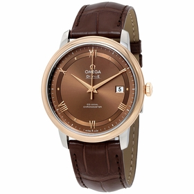 Omega 424.23.40.20.13.001 De Ville Mens Automatic Watch