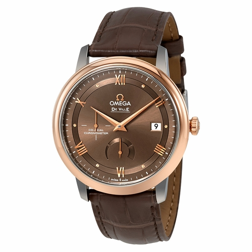 Omega 424.23.40.21.13.001 De Ville Mens Automatic Watch