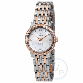 Omega 424.25.24.60.55.002 De Ville Prestige Ladies Quartz Watch