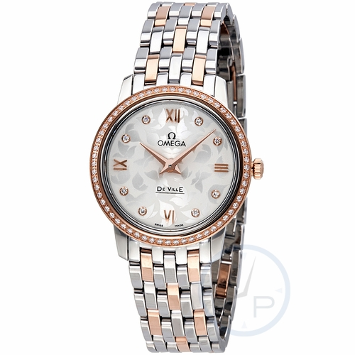 Omega 424.25.27.60.52.001 Quartz Watch