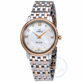 Omega 424.25.27.60.55.002 De Ville Ladies Quartz Watch