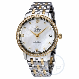 Omega 424.25.33.20.55.001 De Ville Ladies Automatic Watch