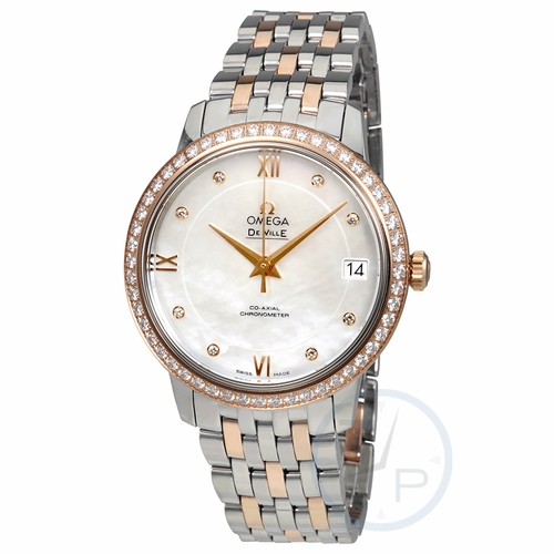 Omega 424.25.33.20.55.002 De Ville Ladies Automatic Watch