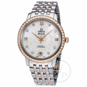 Omega 424.25.33.20.55.003 De Ville Prestige Ladies Automatic Watch