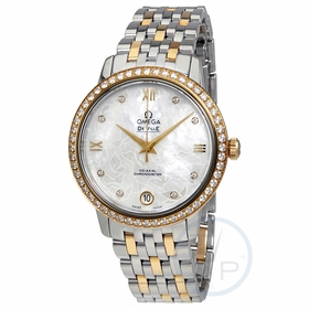 Omega 424.25.33.20.55.004 De Ville Prestige Ladies Automatic Watch