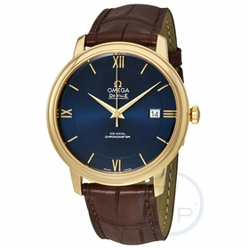 Omega 424.53.40.20.03.002 De Ville Prestige Mens Automatic Watch