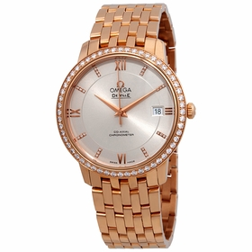 Omega 424.55.37.20.52.001 De Ville Prestige Ladies Automatic Watch