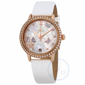 Omega 424.57.33.20.55.002 De Ville Prestige Ladies Automatic Watch