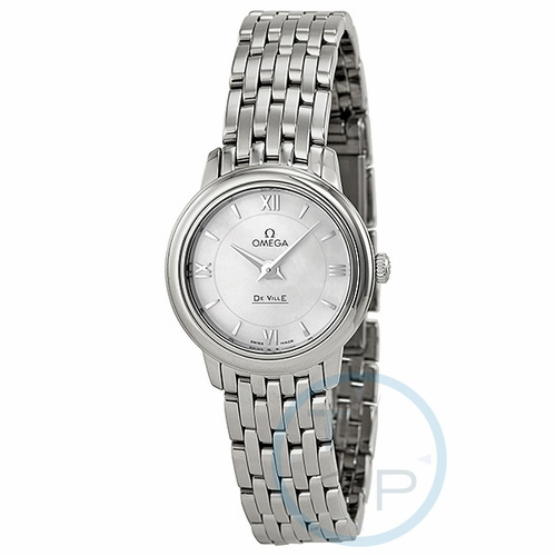 Omega 42410246005001 De Ville Ladies Quartz Watch