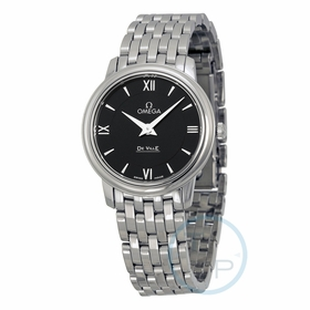 Omega 424.10.27.60.01.001 De Ville Prestige Ladies Quartz Watch