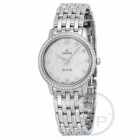Omega 424.15.27.60.55.001 De Ville Prestige Ladies Quartz Watch