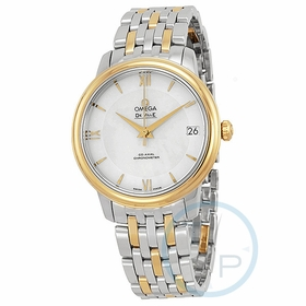 Omega 424.20.33.20.05.001 De Ville Prestige Co-Axial Ladies Automatic Watch