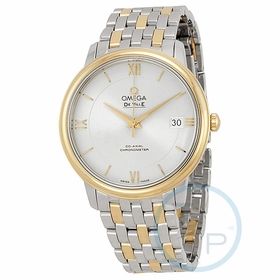 Omega 424.20.37.20.02.001 De Ville Prestige Mens Automatic Watch