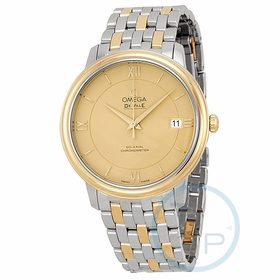 Omega 424.20.37.20.08.001 De Ville Prestige Co-Axial Unisex Automatic Watch