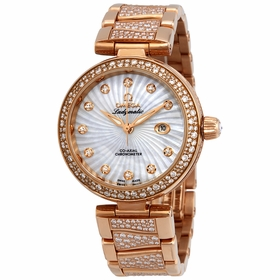 Omega 425.65.34.20.55.005 De Ville Ladymatic Ladies Automatic Watch