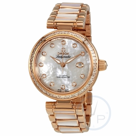 Omega 425.65.34.20.55.007 De Ville Ladymatic Ladies Automatic Watch