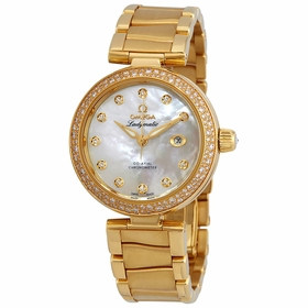 Omega 425.65.34.20.55.009 De Ville Ladies Automatic Watch