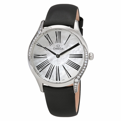 Omega 428.17.36.60.05.001 De Ville Ladies Quartz Watch