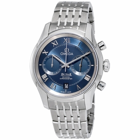 Omega 431.10.42.51.03.001 De Ville Mens Chronograph Automatic Watch