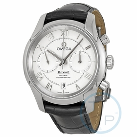 Omega 431.13.42.51.02.001 De Ville Mens Chronograph Automatic Watch